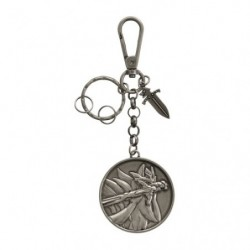 Porte-clés métallique Zacian japan plush