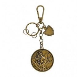 Porte-clés métallique Zamazenta japan plush