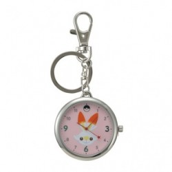 Keychain watch Scorbunny japan plush