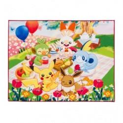 Serviette de table Pokémon Picnic japan plush