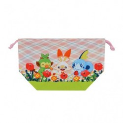 Lunch Bag Pokémon Picnic japan plush