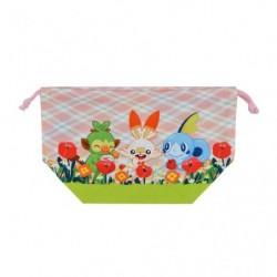 Sac Lunch Pokémon Picnic japan plush