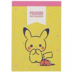Mini memo Pokémon Girly Pose japan plush