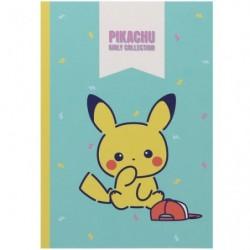 Cahier B5 Pokémon Girly Pose japan plush