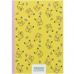 Cahier B5 Pokémon Girly Chirashi japan plush