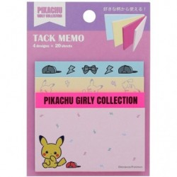 Memo Pink Pokémon Girly japan plush