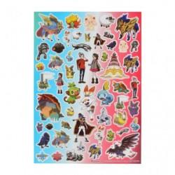 Sticker PET Pokémon Sword Shield japan plush