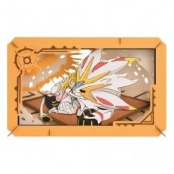 Sheet Art Lili & Solgaleo japan plush