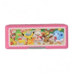 Brush case Pokémon Picnic japan plush