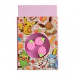 Eraser Pokémon Picnic japan plush