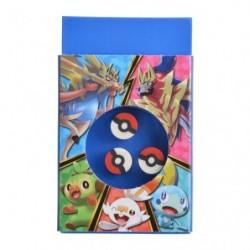 Eraser Pokémon Galar japan plush