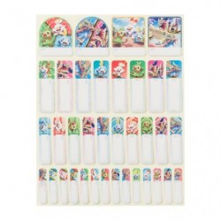 Name sticker Pokémon Galar japan plush