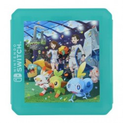 Switch Cartridge Protector Pokémon League Galar japan plush