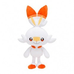 Plush Scorbunny life-size japan plush