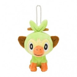 Plush keychain Grookey japan plush