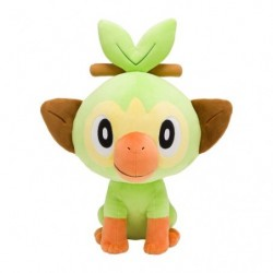 Plush Grookey life-size japan plush