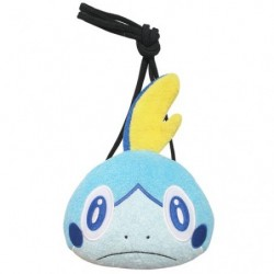 Gamaguchi Pocket Sobble japan plush
