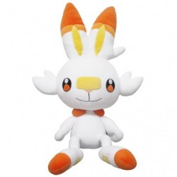 Cushion Scorbunny japan plush
