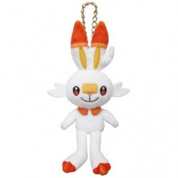 Plush Keychain Scorbunny japan plush