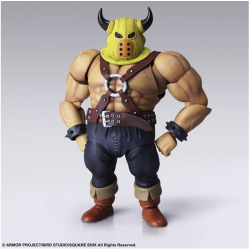 Figurine Dragon Quest BRING ARTS Arakure japan plush