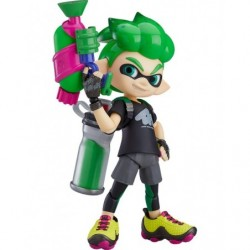 figma Splatoon Boy: DX Edition Splatoon/Splatoon 2 japan plush