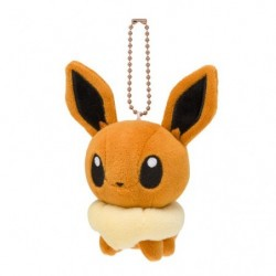 Plush Keychain Mascot Pokemon Doll Eevee japan plush