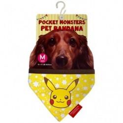 Pet Bandana Pikachu M japan plush