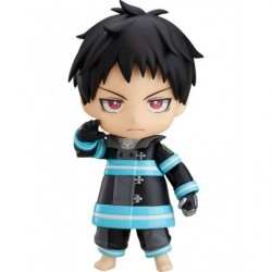 Nendoroid Shinra Kusakabe Fire Force japan plush