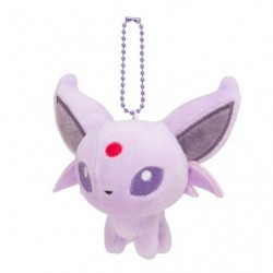 Plush Keychain Mascot Pokemon Doll Espeon japan plush