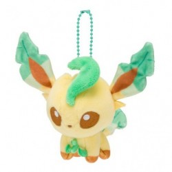 Plush Keychain Mascot Pokemon Doll Leafeon japan plush