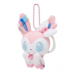 Plush Keychain Mascot Pokemon Doll Sylveon japan plush