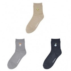 Middle Socks Starters Sworld and Shield Set 3pairs japan plush