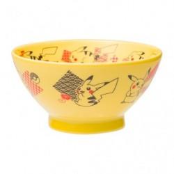 Yellow bowl Pikachu