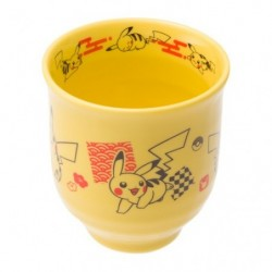 Teacup yellow  Pikachu