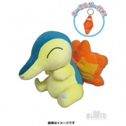 Plush Cyndaquil BigMore  japan plush