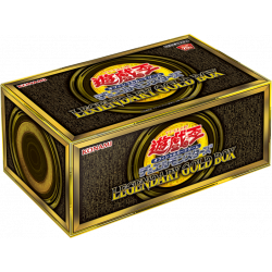 YuGiOh LEGENDARY GOLD BOX japan plush