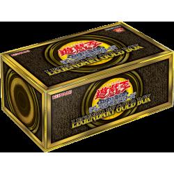 YuGiOh LEGENDARY GOLD BOX japan plush