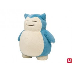 Plush Snorlax Fluffy friend wants hugs japan plush