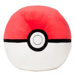 Mochi Mochi Cushion Pokeball japan plush