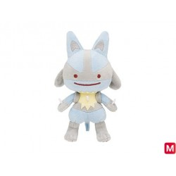 Plush Lucario Tranformation Ditto japan plush