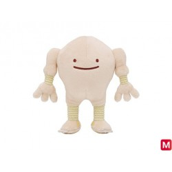 Plush Hitmonlee Tranformation Ditto japan plush