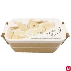 Bento Box Double Mofu Mofu Évoli japan plush