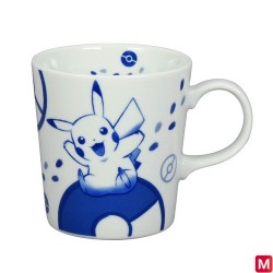 Mug Pokéball Japanese Style japan plush