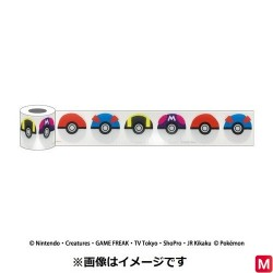 YOJOTAPE Pokéball japan plush