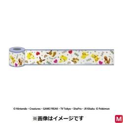 YOJOTAPE Pikachu et Évoli japan plush