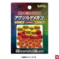 Pokemon TCG Japan アクリルダメカン ver1 japan plush