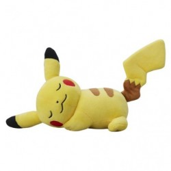 Plush Pikachu Sleepy japan plush