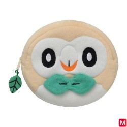 Pouch Contents of Trainers bag Rowlet japan plush