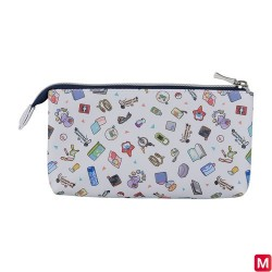 Pocket pouch Contents of Trainers bag japan plush