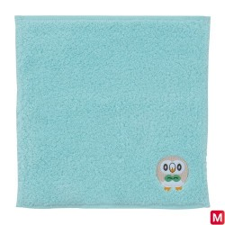 Hand towel Contents of Trainers bag Rowlet japan plush